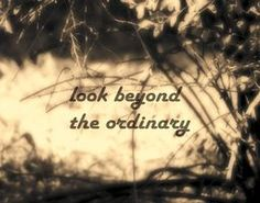 Look Beyond #photography #quotes #wallart #decor