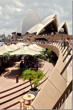 The Top 3 Must-See Sydney Landmarks   Sydney Opera House, Sydney Harbour Bridge & The Rocks!