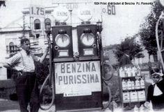 1924, Distributore di Piazza Piemonte