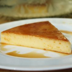 another flan - cause flan is awesome