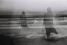 Looking for Me Art Print Abstract Photography, Double Exposure, Fine Art Paper, Saatchi Art, My Arts, Ocean, Art Prints, Black And White, Canvas