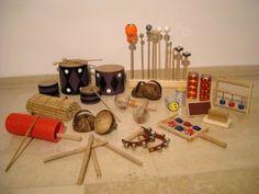 Welkom!: Muziekinstrumenten