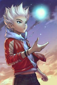 Gouenji Shuuya from Inazuma Eleven Ares no Tenbin ❙ Source ▸ Pixiv Id 8546747 Inazuma Eleven Axel, Character Art, Character Design, Fanarts Anime, Animes Wallpapers, Anime Demon, Hoshi, Kawaii Anime, Sketches