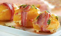 Na Cozinha da Margô: Batatas Assadas com Bacon