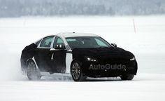 New Hyundai, Hyundai Genesis, Auto News, Rear Wheel Drive, Spy, Winter, Vehicles, Winter Time, Car