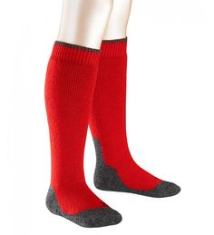Falke Children's Active Warm Plus Knee High Socks. Keeps kids feet warm and dry outdoors. Free worldwide delivery available.