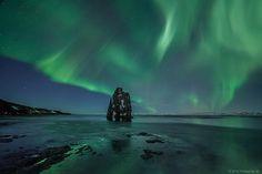 Aurora Boreal  Aurora Polar Noruega <3