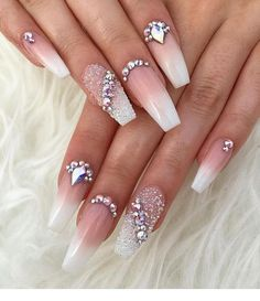 Acrylic nail designs - Miladies.net