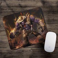 Longhorn Alistar Mousepad League of Legends mouse pad LoL gamer playmat #UnbrandedGeneric