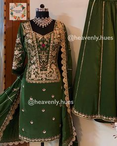 Designer Party Wear Dresses, Kurti Designs Party Wear, Indian Designer Outfits, Designer Clothing, Designer Wear, Simple Pakistani Dresses, Pakistani Bridal Dresses, Pakistani Dress Design, Traditional Fashion