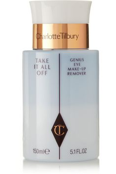 Charlotte Tilbury | Take It All Off Genius Eye Make-Up Remover, 150ml | NET-A-PORTER.COM