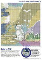 Gallery.ru / Фото #36 - The world of cross stitching 042 февраль 2001 - WhiteAngel