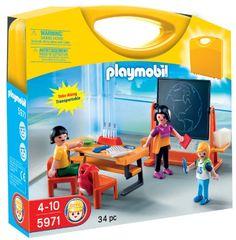 PLAYMOBIL 5971 - Spielkoffer Schule PLAYMOBIL http://www.amazon.de/dp/B0076DCHA0/ref=cm_sw_r_pi_dp_nInnxb00A92RQ