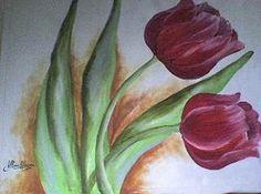 Pintura em Tela- Lá do Não é de Plástico ! http://nao-e-plastico.webnode.com/