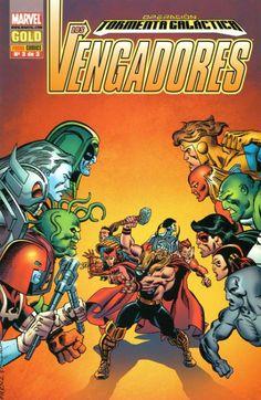 Los Vengadores | 3 NÚMS. | CBR | Español http://ift.tt/2gBZxSL