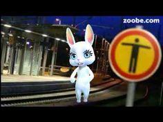 Bahnstreik :( Es fährt kein Zug...Streik, GDL, Politik,Zoobe, Animation, Trickfilm - YouTube