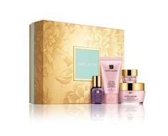 NEW--2011 Estee Lauder 'Lifting & Firming Essentials' Set by Esree Lauder. $83.99. Treat her to a younger, smoother, more lifted and firmer look. Limited-time collection includes beautiful skin solutions for lifting/firming in an exclusive gift box: full-size Resilience Lift Firming/Sculpting Creme SPF 15 (1.7 oz.) and Eye Creme (0.17 oz.); Perfectionist [CP+] Wrinkle Lifting Serum (0.5 oz.) and Soft Clean Moisture Rich Foaming Cleanser (1.7 oz.).