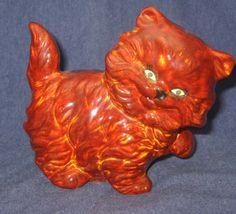 Silly Cat Figurine