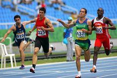 Gonzalo Barroilhet - Atletismo (decatlón)
