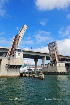 Bayside Marketplace Harbour (Miami, Florida)
