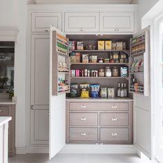 Humphrey Munson :: Kitchen Storage Cabinets