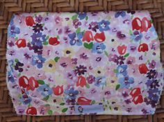 Baby Burp Cloth Baby Girl Burp Cloth Spit Up by RagamuffinsandCo