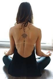Bildergebnis für lotusblüten tattoo rücken