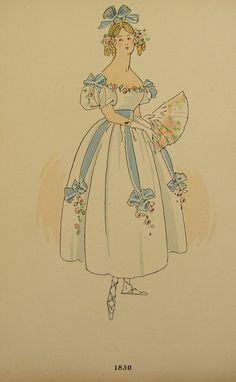 1830- wonderful costume idea.