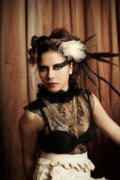 Kittinhawk: Wearable Art Meets Recycled Couture