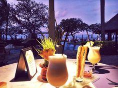 Bali sunset - alexyvivilifestyle