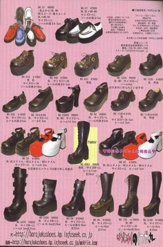 Aesthetic Shoes, Aesthetic Fashion, Aesthetic Clothes, Adrette Outfits, Grunge Outfits, Fashion Outfits, Fashion Shoes, Pastel Goth Outfits, Scene Outfits
