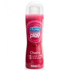Durex Lubricante Play Cherry 50 ml