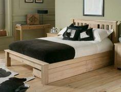 diy bed cozy bedroom