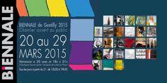 Rendez-vous à la Biennale de Gentilly 2015 : c'est gratuit !
