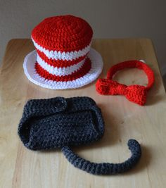Hey, I found this really awesome Etsy listing at http://www.etsy.com/listing/126935062/newborn-crochet-dr-suess-cat-in-the-hat