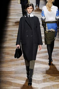 Dries Van Noten Autumn (Fall) / Winter 2012