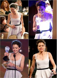 Tatiana Maslany winning the 2014 Critics Choice Television Award for Best Actress, Second year in a row!! You go girl!!