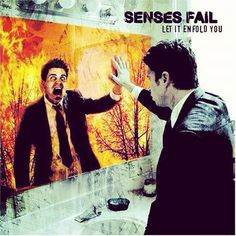 Let It Enfold You (2004) - Senses Fail. Best Senses Fail record to be released, in my opinion.