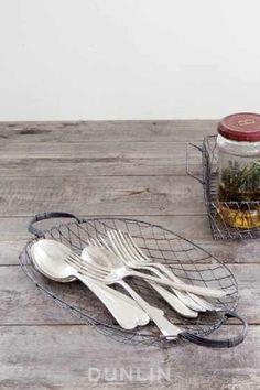 Wire Tea Tray