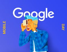 "Check out this @Behance project: ""Google Mobile Day"" https://www.behance.net/gallery/45109287/Google-Mobile-Day"