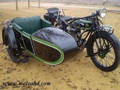 Motos antiguas - D-Rad Mº RO Año 1927 por nazari57 - Varios ...