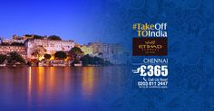 Take Off To India from £365 ✈ Chennai  |    ☎ Call us now  0203 811 2447  Visit us  http://www.callcheapflights.co.uk/  |    #flights ✈ #cheapflights #callcheapflights #india #chennai #takeoff  #travel #tourism #traveldeals #airlines #fly