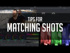 Tips for Matching Shots - Tutorial - Ground Control - Quality Color Grading LUTs for GoPro, Blackmagic, Sony, Canon, Panasonic, and More!