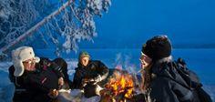 Hôtel Finlande : Chalet privé en Laponie - Europe - 16 Ferris Wheel, Fair Grounds, Europe, Chalets, Lapland Finland, Luxury Travel
