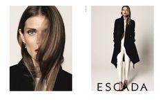 Escada Fall Winter 2014 Ad Campaign | Art8amby's Blog