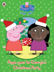 Personalised Peppa Pig: Peppa Pig Christmas Party