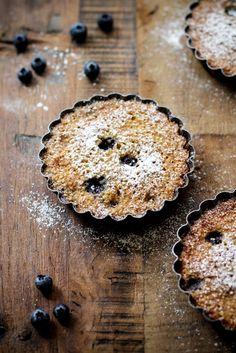 - VANIGLIA - storie di cucina: tortine senza glutine né latticini, con quinoa e mirtilli