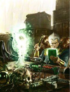 The Koronus Bestiary Warhammer Warhammer Age Of Sigmar, Warhammer 40k Art, Dark Fantasy, Fantasy Art, Lovecraft Cthulhu, Hp Lovecraft, Call Of Cthulhu Rpg, Lovecraftian Horror, Eldritch Horror