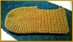 Arkimamman Arkiralli: Huovutetut virkatut tossut OHJE Knitted Hats, Diy And Crafts, Knitting, Therapy, Fashion, Nightgown, Moda, Tricot, Fashion Styles