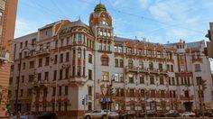 Парадоксальная Петроградка в Питере